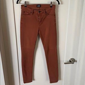 Hudson Jeans - Nico Ankle Sepia 26